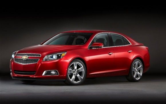 2013 Chevrolet Malibu 1ltz Is Equipped With A Standard 2 5 Liter