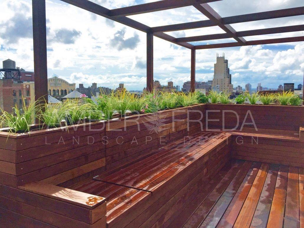 Flatiron District Rooftop Garden   Amber Freda Home U0026 Garden Design