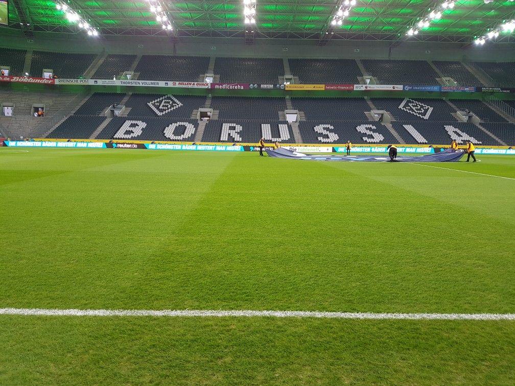 Stadionausbau Dortmund