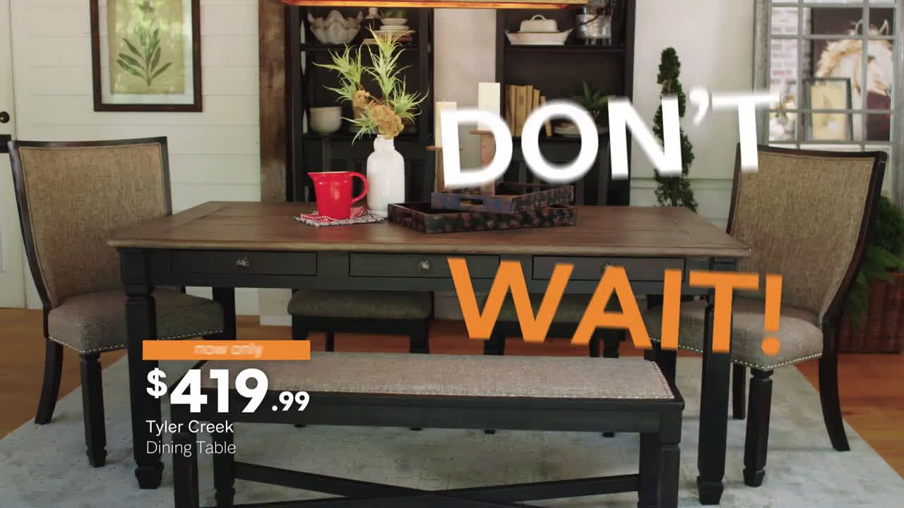 Ashley Homestore Black Friday Cyber Week Extended Ad