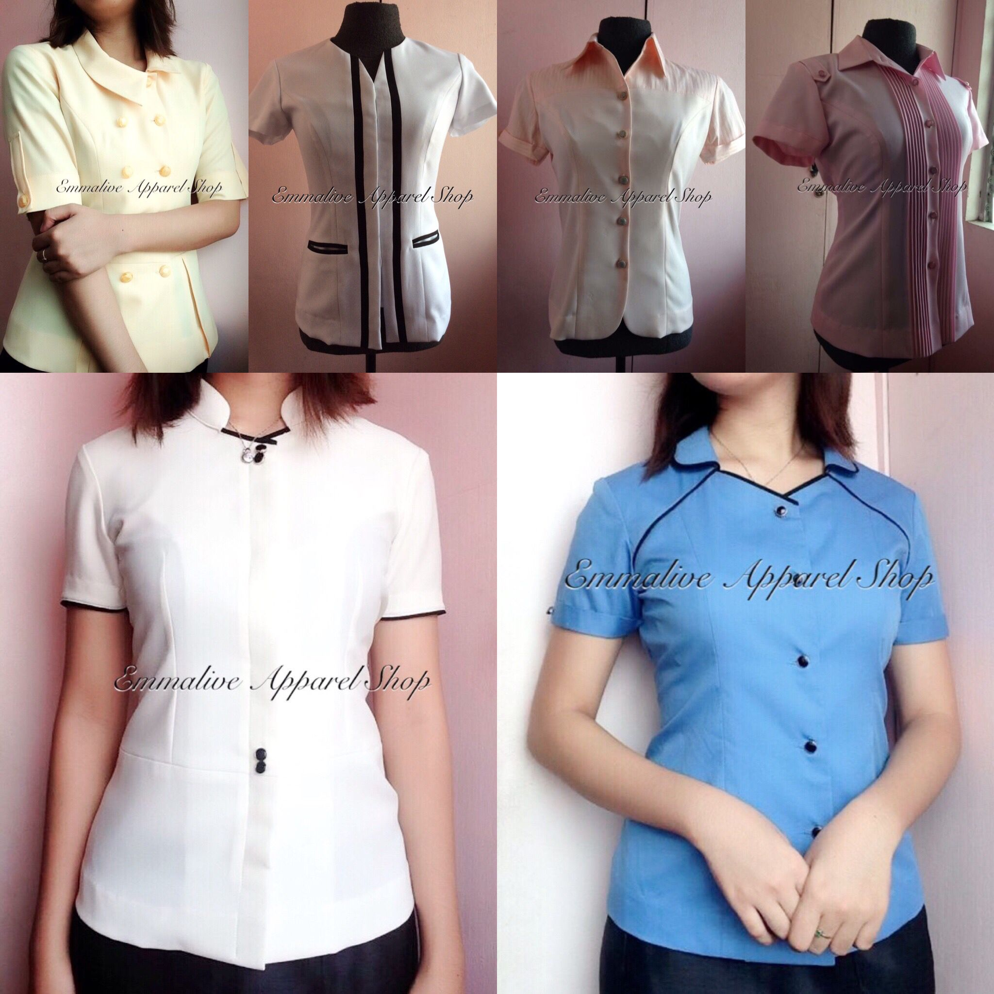 Office Uniforms Supplier Minimum For 50 Pax Email Us
