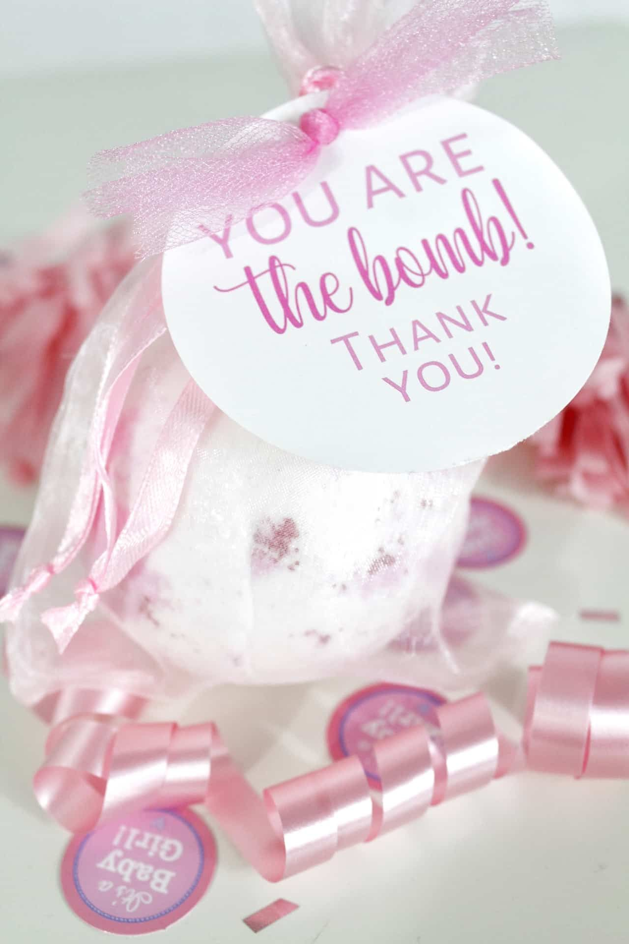 Baby shower favor ideas baby shower thank you gifts