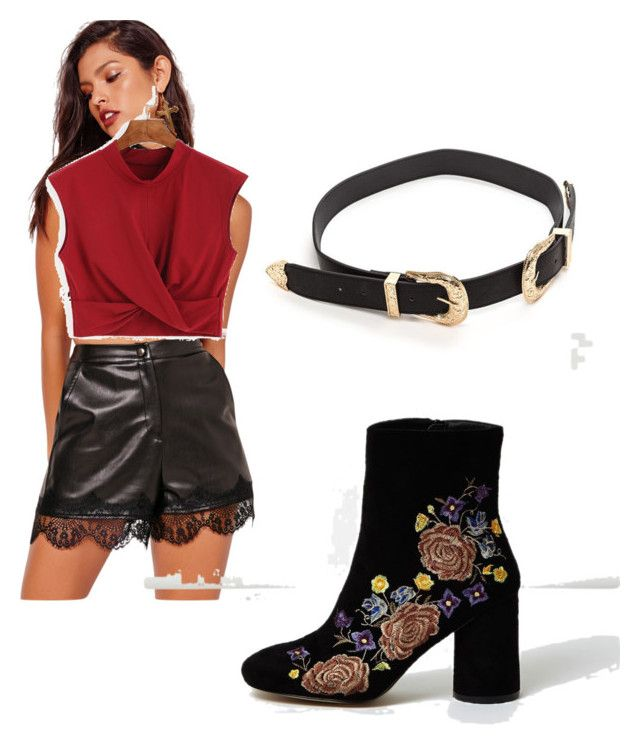 """Untitled #13"" by odara-ade on Polyvore featuring Missguided and River Island"
