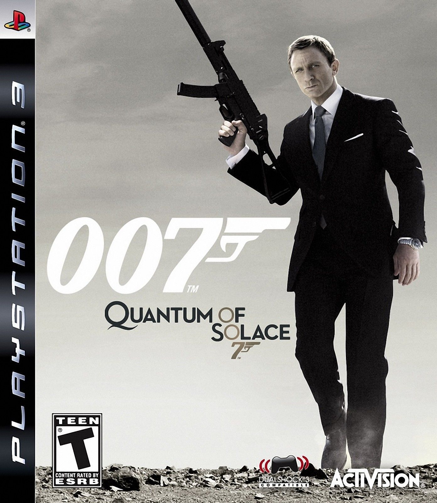 Pin by Aaron Viles on PlayStation James bond, Solace