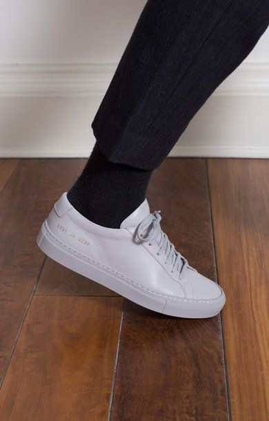f2743f5874a3 Original Achilles Low Ash Common Projects, Everyday Objects, Achilles, Ash,  Tennis,