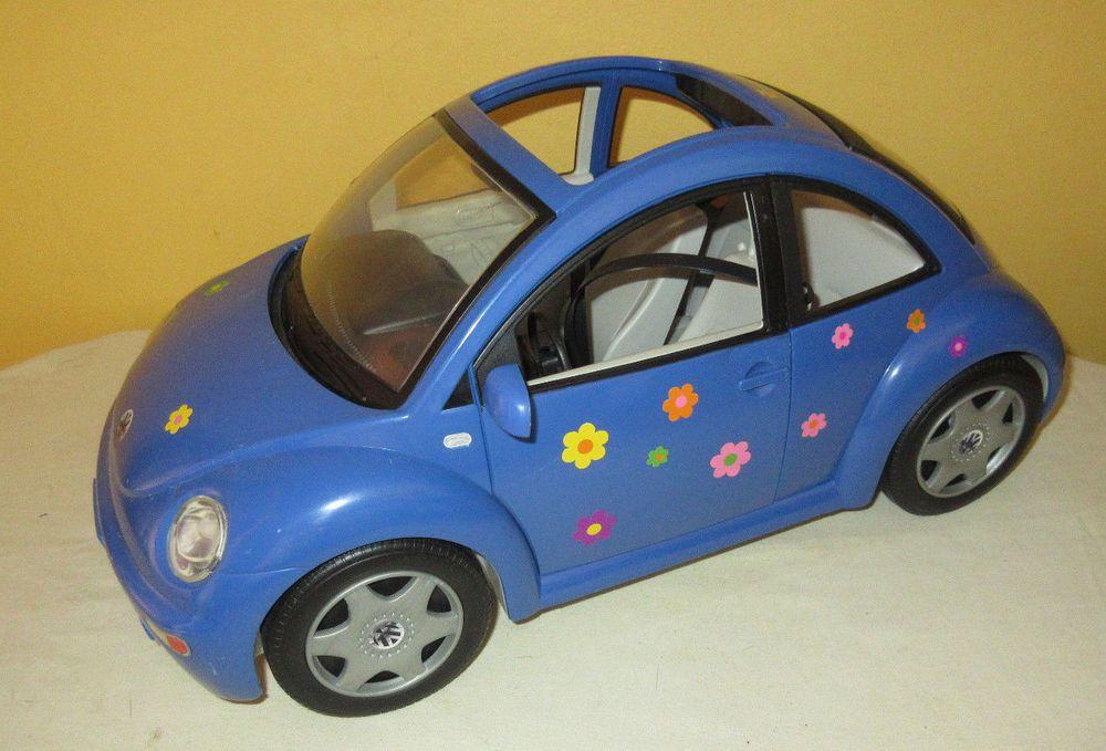Volkswagen Vw Beetle Bug 2000 Mattel