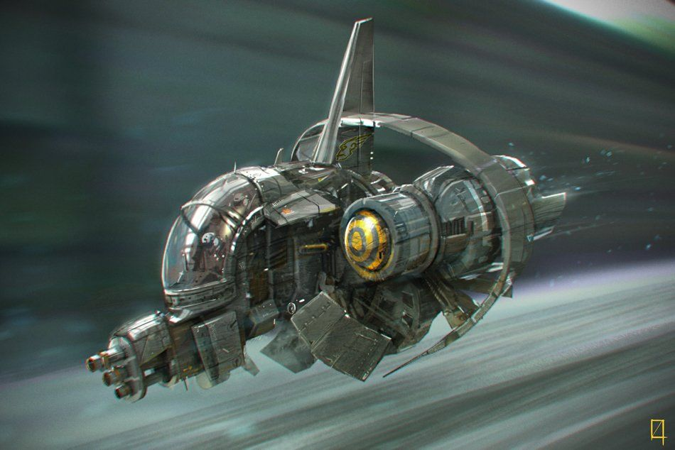 These Are The Starships Of Our Dreams Spaceship Art Spaceship