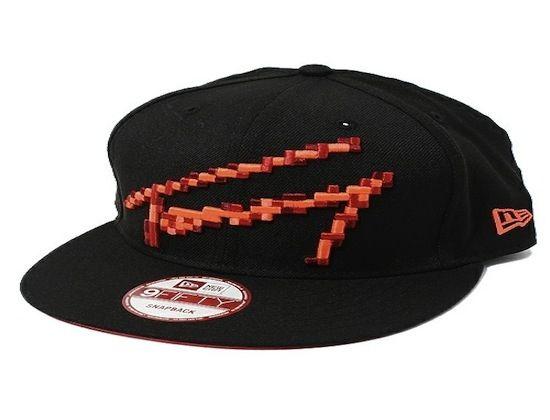 c17e96a1 8Bit 9Fifty Snapback Hat by NEW ERA x TOMMY HILFIGER   Snapback Caps ...