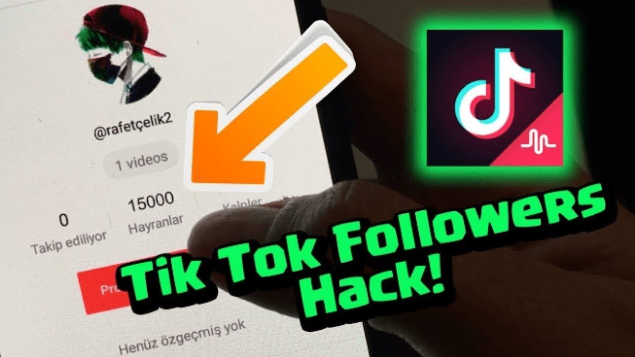 How To Increase Tiktok Followers Hearts And Video Views Free Followers How To Get Followers Free Followers On Instagram