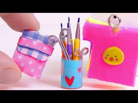 10 DIY Miniature Halloween Decorations - 10 Easy DIY Miniatures