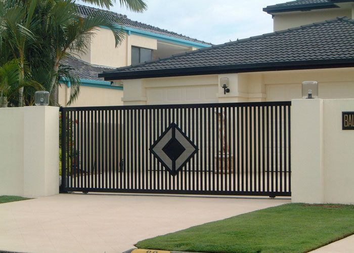 Fencing Gates Newcastle, Sydney - Fencing Manufacturers | puertas ...