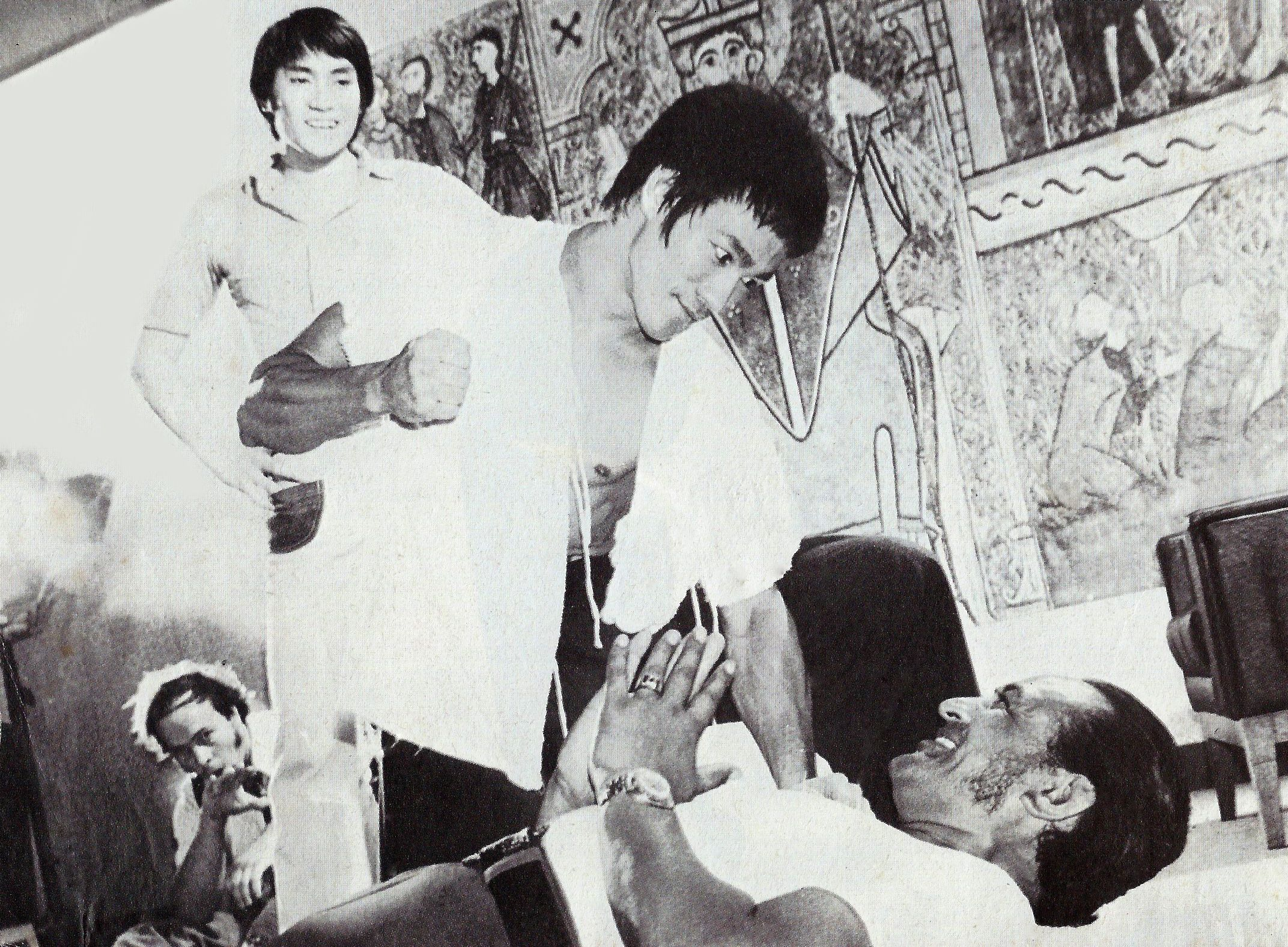 Way of the Dragon (1972) - Bruce Lee