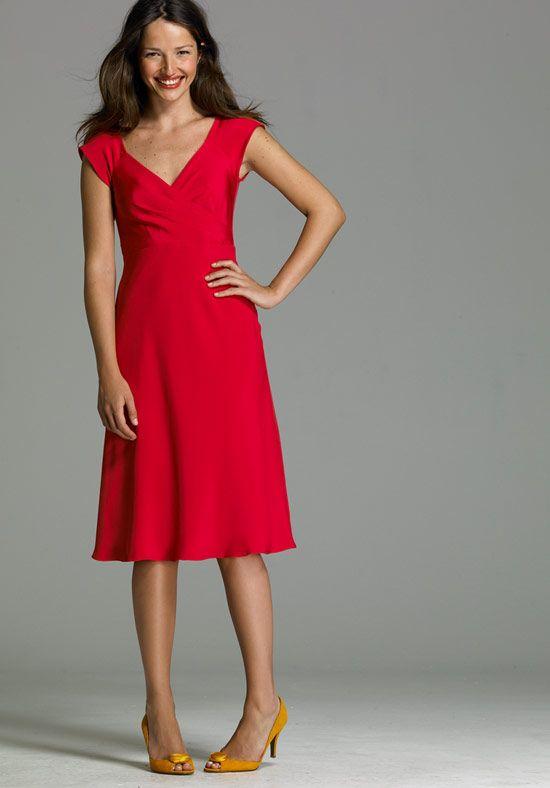 Silk Cocktail Dresses - Ocodea.com