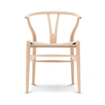 Y-stolen - CH24 - Bøg/Sæbe