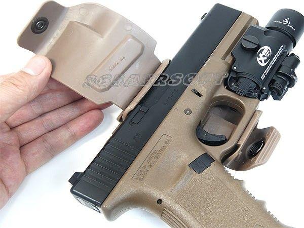 Glock Clip QD Holster(DE)