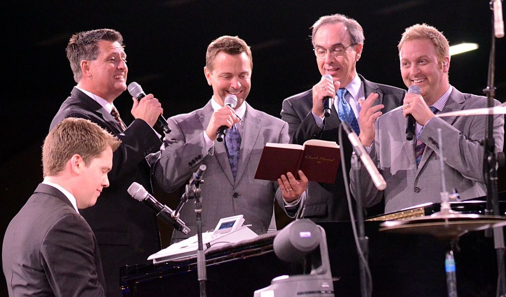 SGN Scoops' Special NQC Wacky Wednesday: Super Singing Scotts!