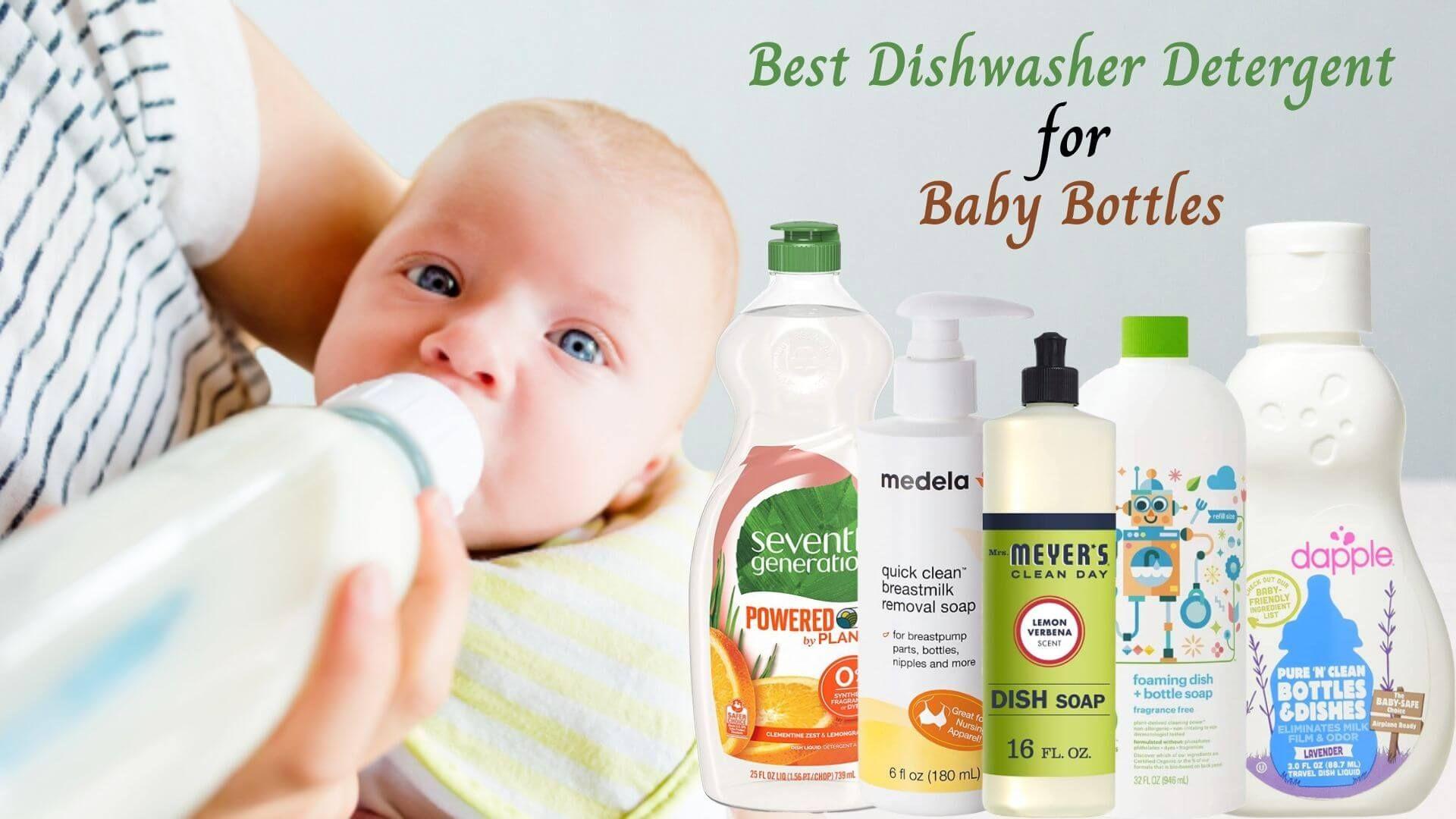 Best Dishwasher Detergent For Baby Bottles Best Dishwasher Detergent Best Dishwasher Dishwasher Detergent