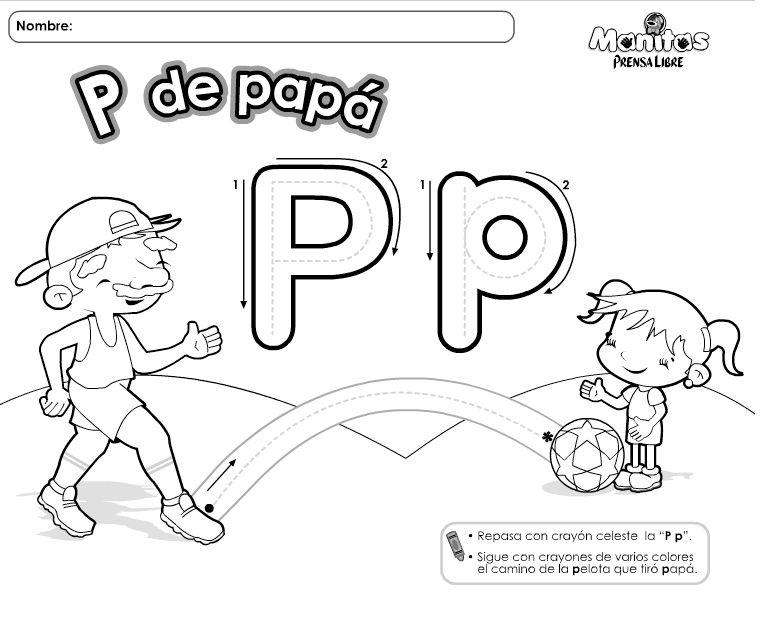 actividades con la letra m para preescolar - Buscar con Google ...