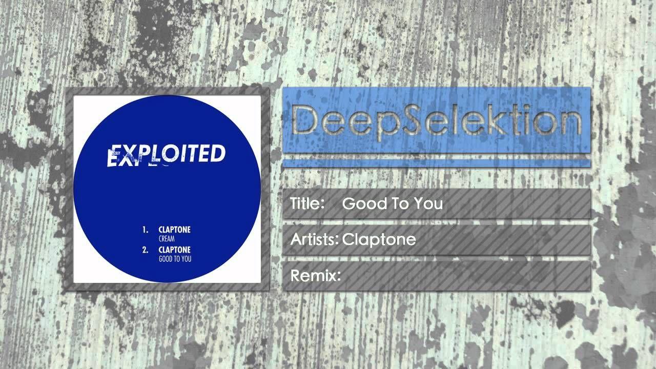 Claptone - Good To You (Original Mix)