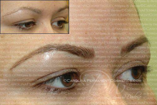 704-796-8221 Best eyebrows! Beautiful! Hair strokes look ...