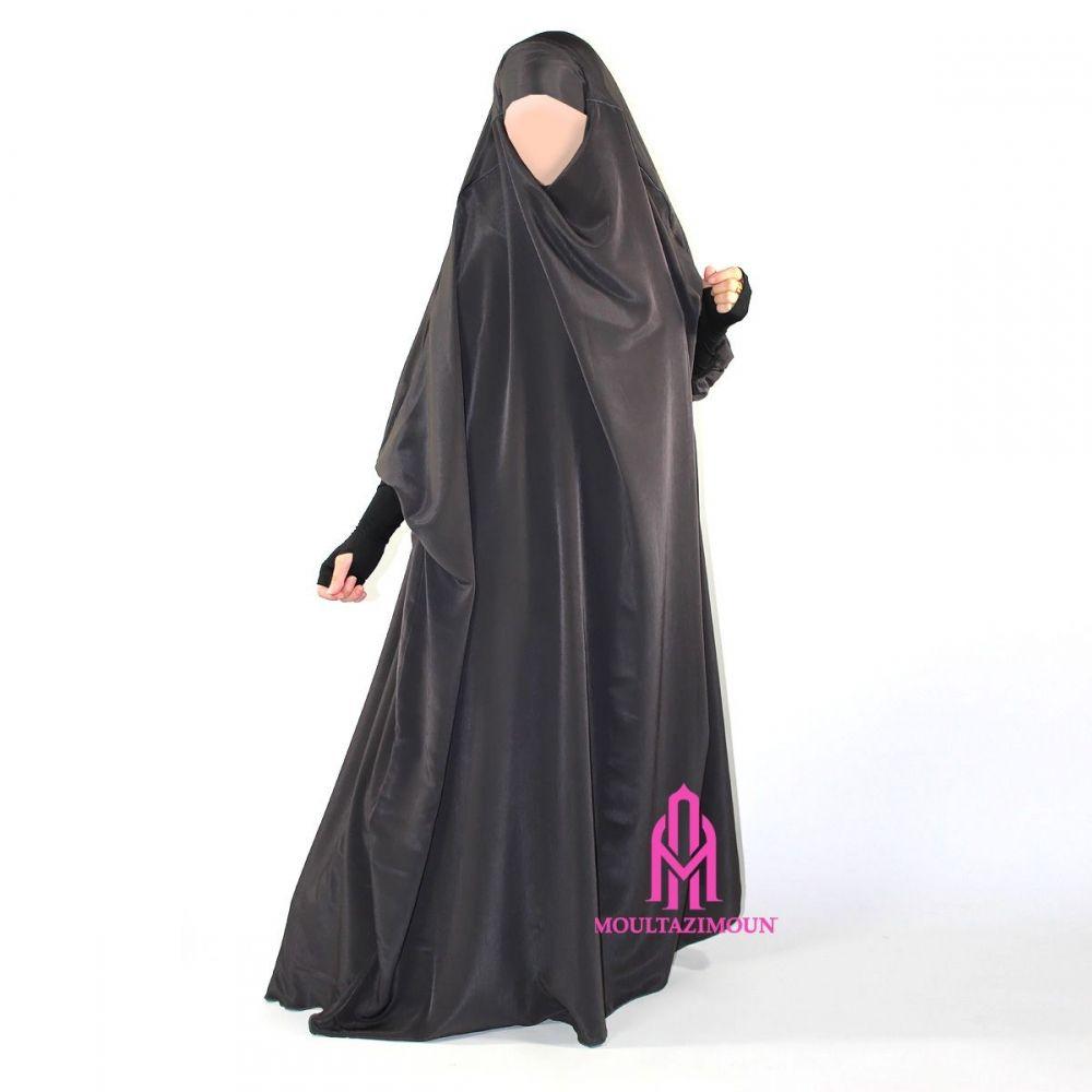 Jilbab Makkah microfibre #khimar #muslim dress #abaya #