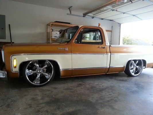 1975 Chevrolet C10 14 000 Possible Trade 100608642 Custom