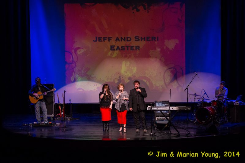 Capitol theatre lebanon tn concert with jeff and sheri