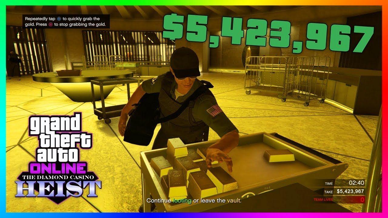 Gta 5 Online Casino Heist Zugangspunkte