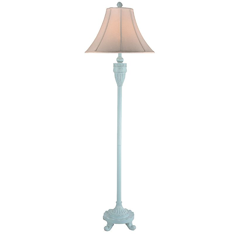 p> Shop a variety of unique coastal style living lamps. This NEW ...