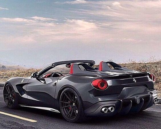 Must See Ferrari F60 America Future 2017 Cars Design Concepts