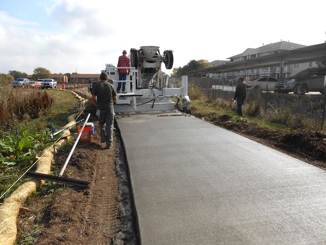 Curbfox Is A Manufacturing Company Which Manufactures Curb Machine Concrete Curbing Equipment Including Concrete Paving Paving Contractors Construction Types