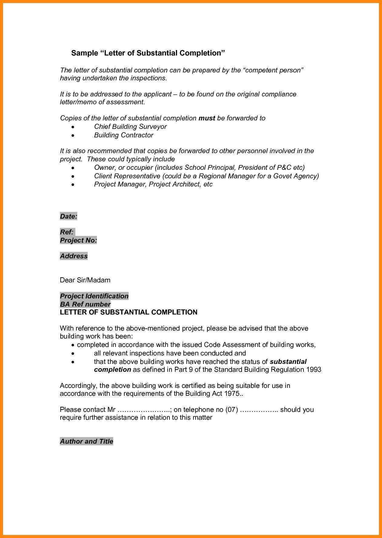 Valid Job Completion Certificate Letter Certificate of