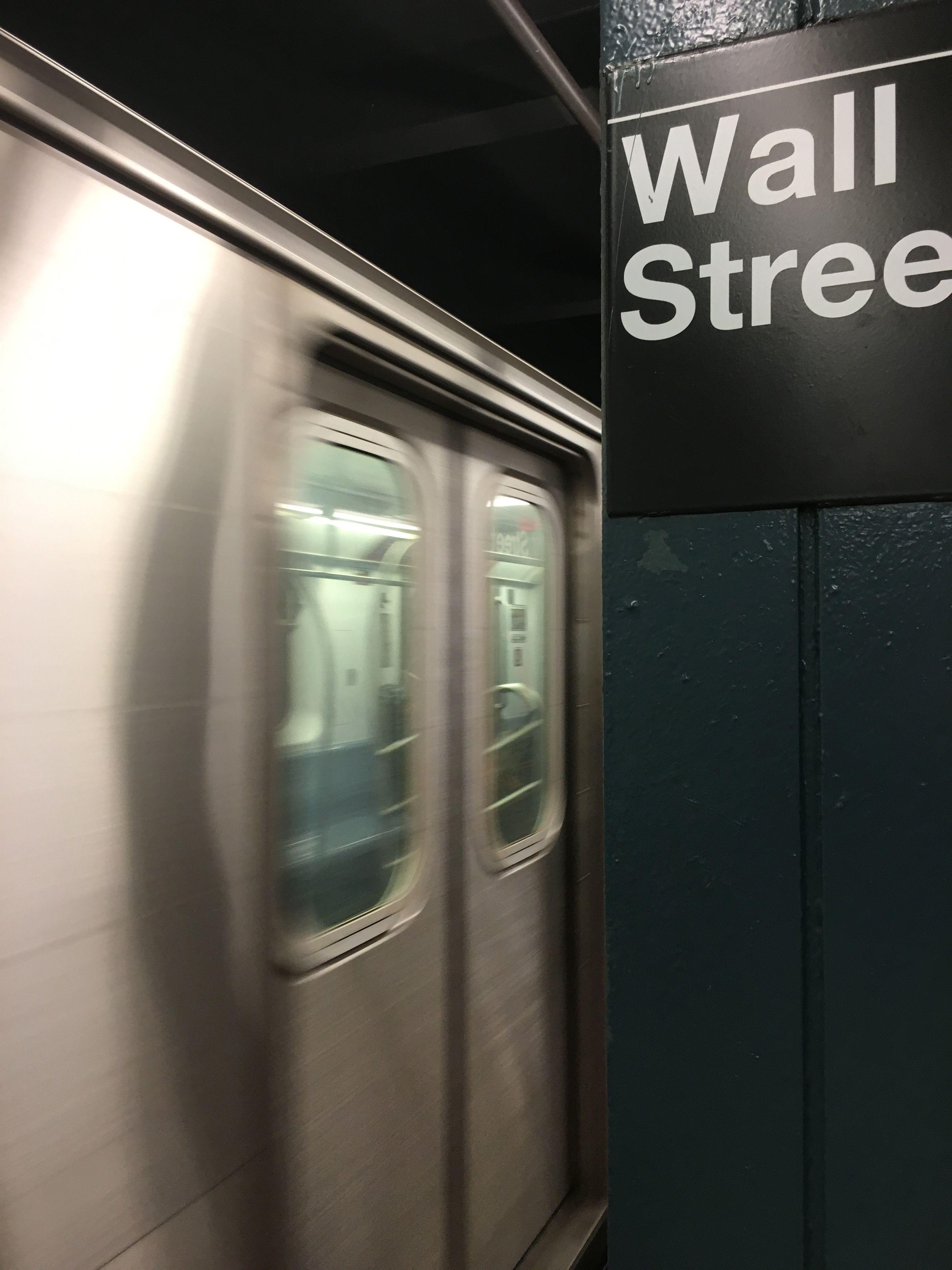 Down under Wall Street