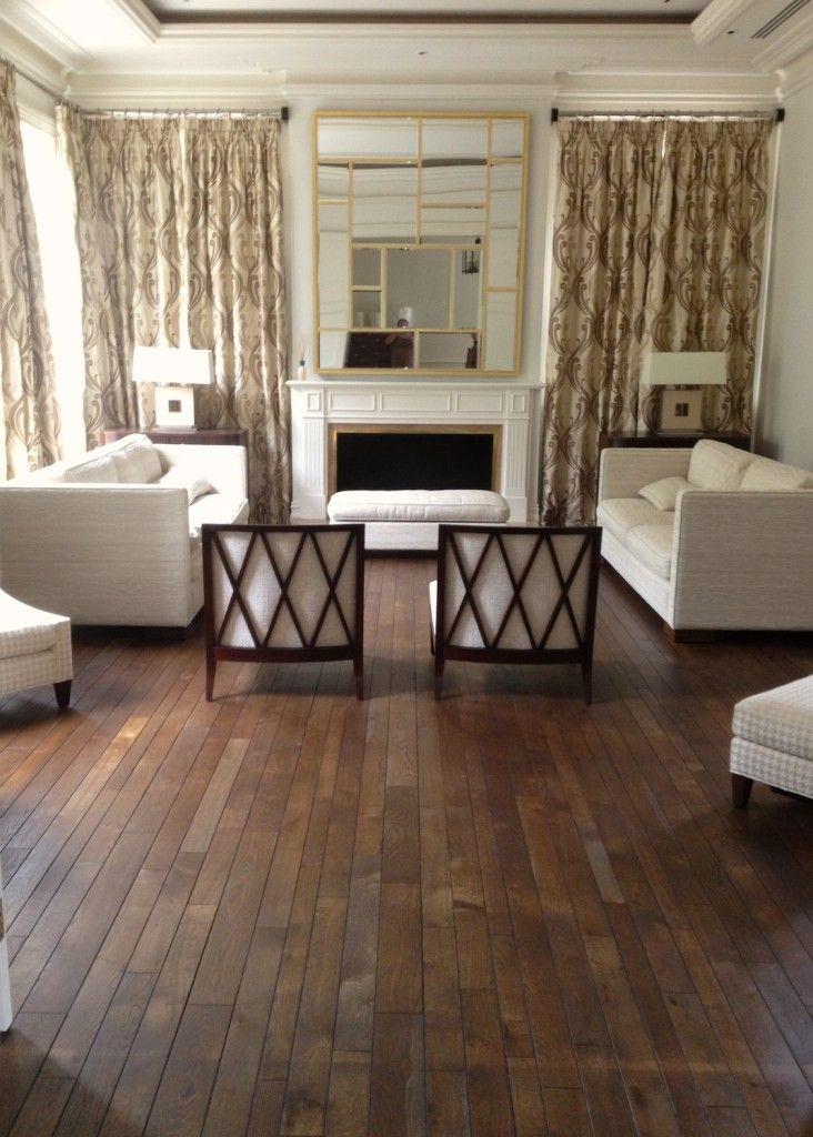 Renaissance Parquet Hardwood oak boards and strip