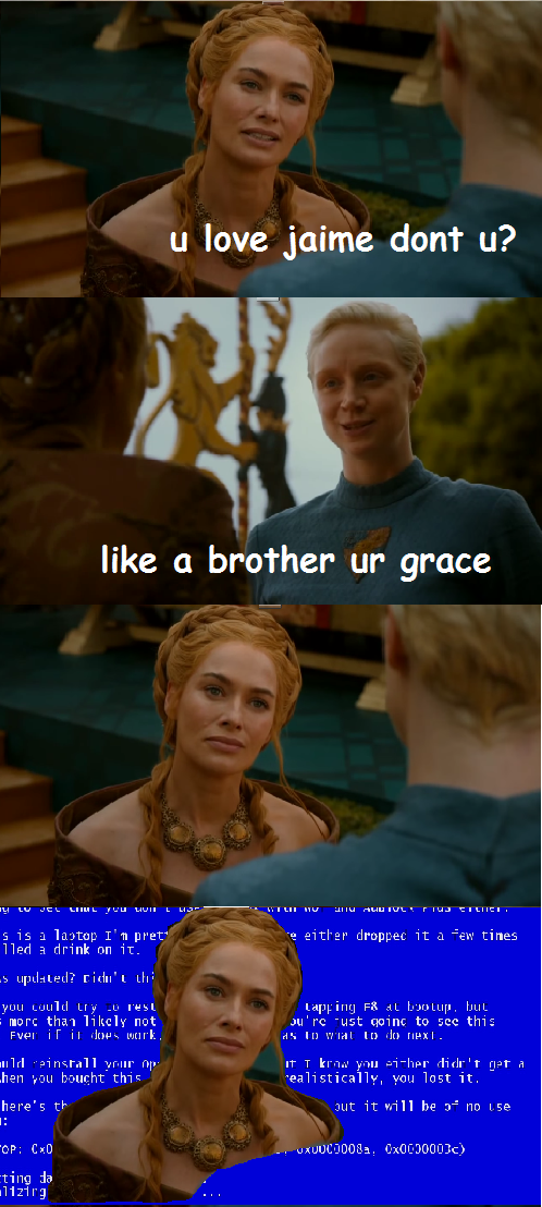 Game of Thrones shit I found on imgur and Internet #comicbooks