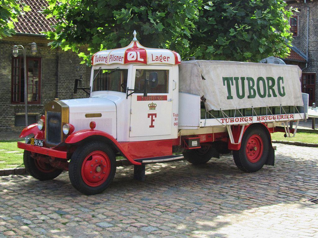 Antique Truck | Danmark