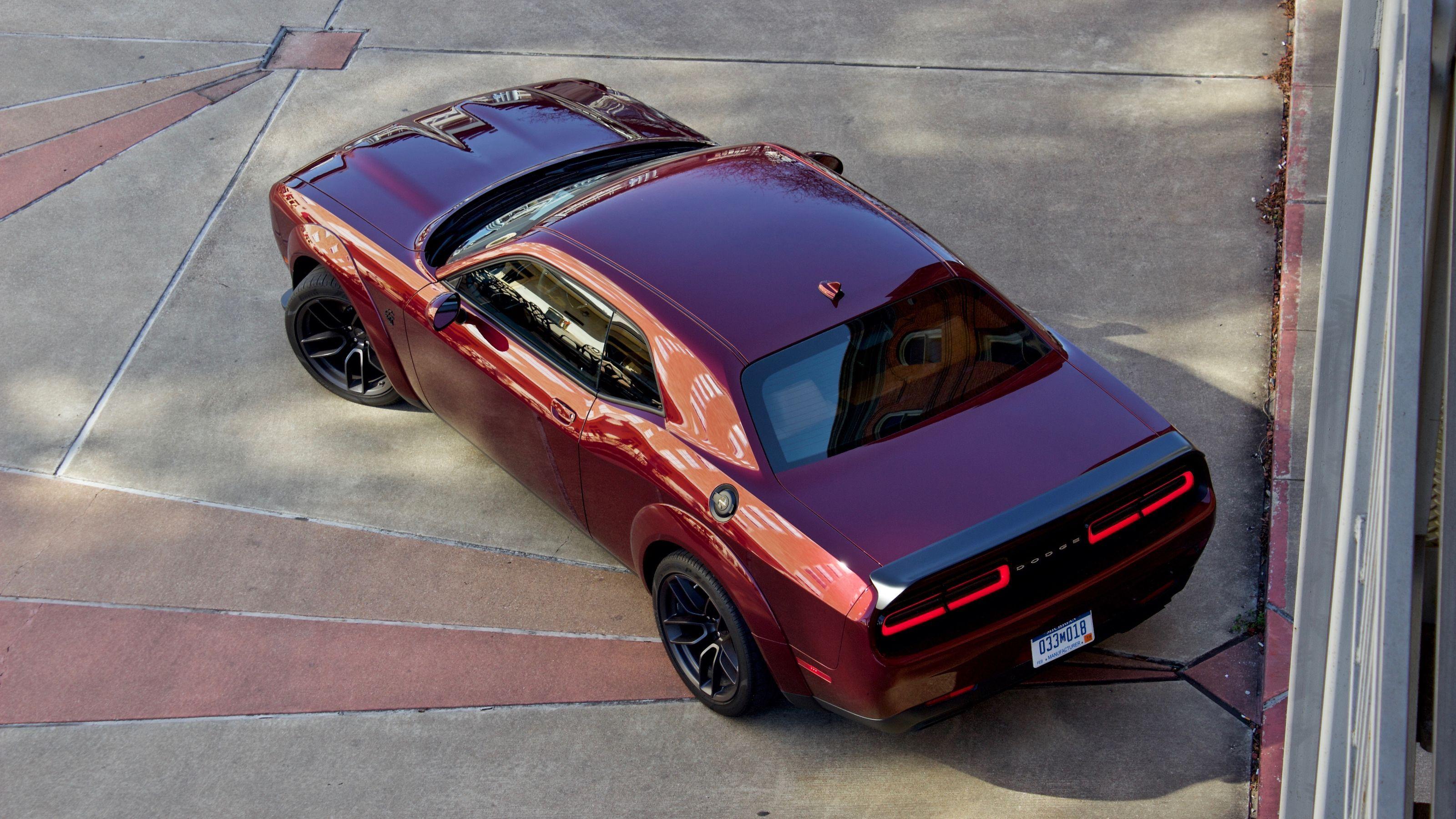 2019 Dodge Challenger Srt Hellcat Redeye In Octane Red Dodge Challenger Srt Hellcat Challenger Srt Hellcat Dodge Challenger Srt