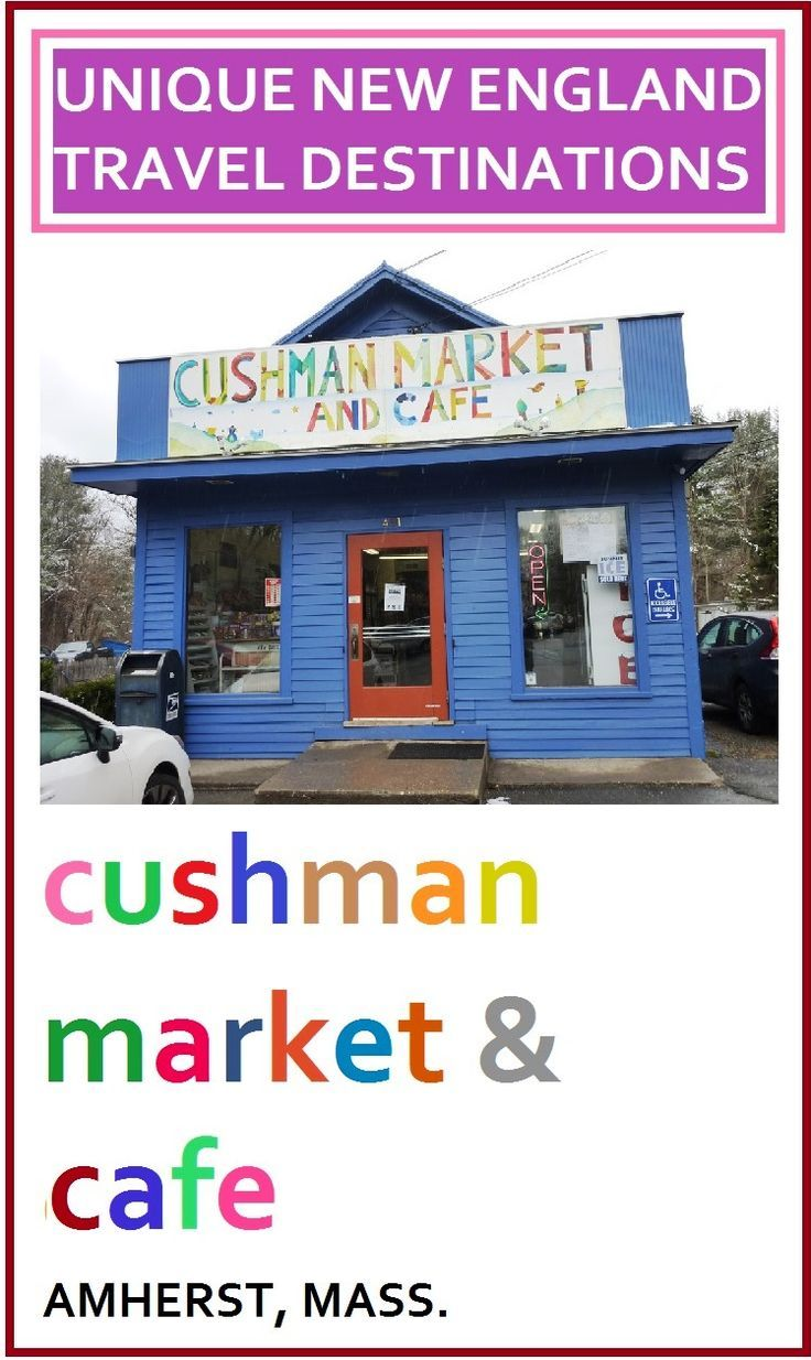 Cushman Market and Cafe in Amherst, Mass., Takes The Small