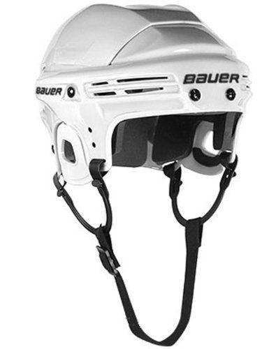 Bauer Hockey Helmet White Bauer 2100 Helmet Bauer Derby Helmet By Bauer 42 00 Customized Fit Single Tool Sizing A Hockey Helmet Helmet Sports Equipment