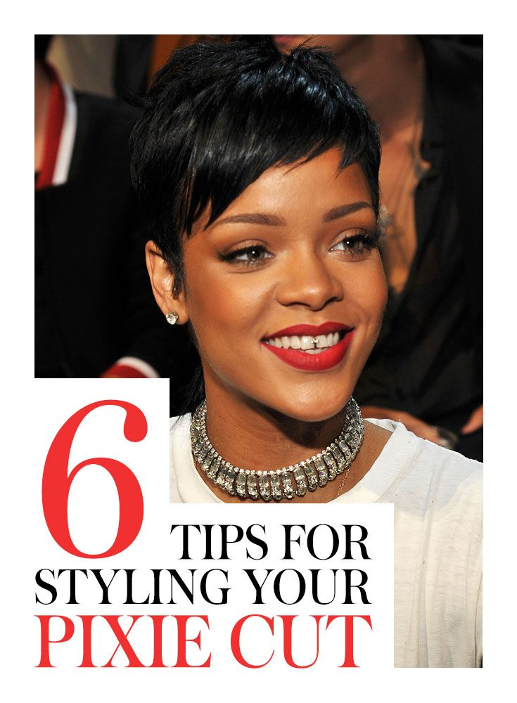 6 tips for styling your pixie cut the expert hair styles hair