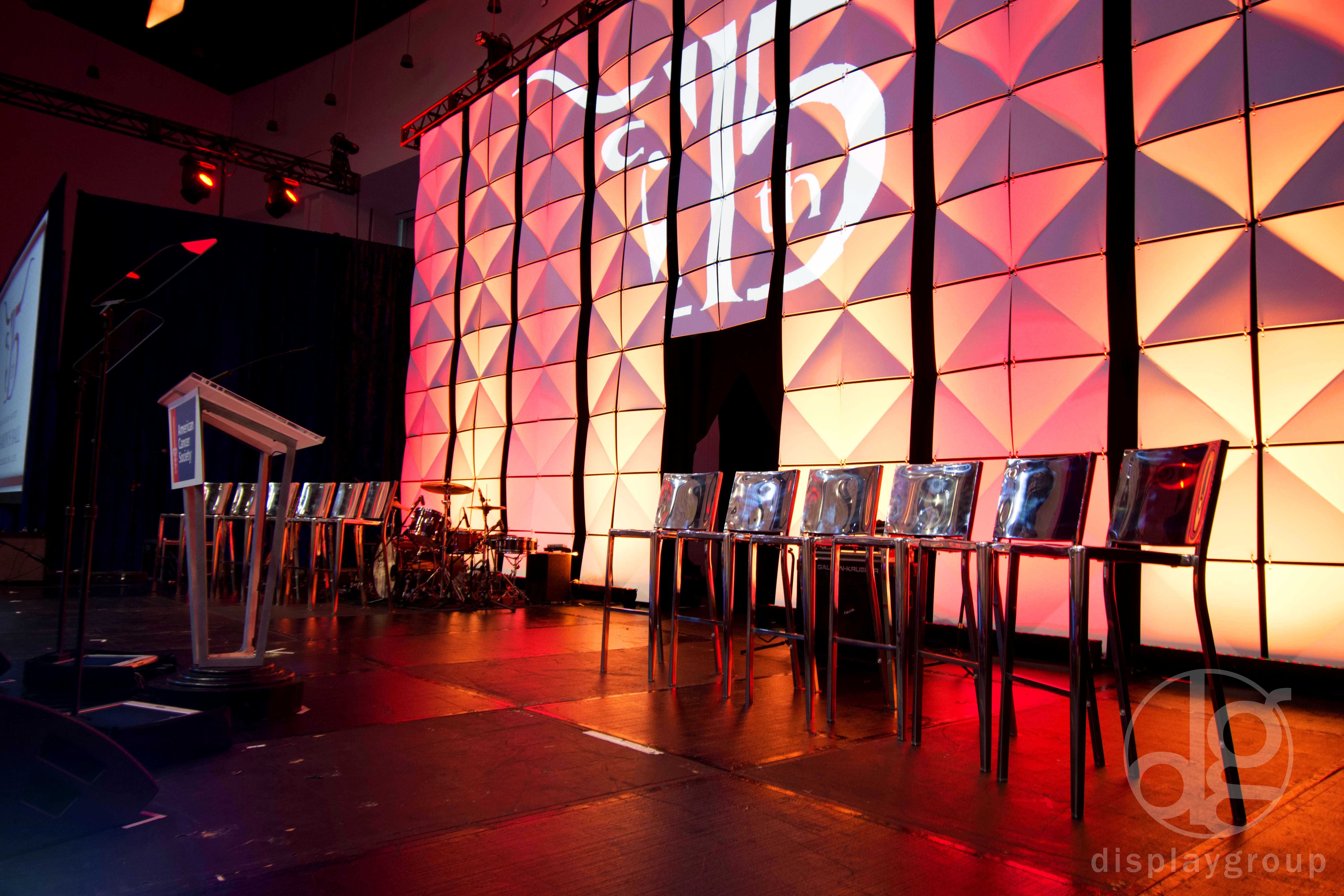 This Fiery Stage Set Will Elevate Your Next Event Displaygroup