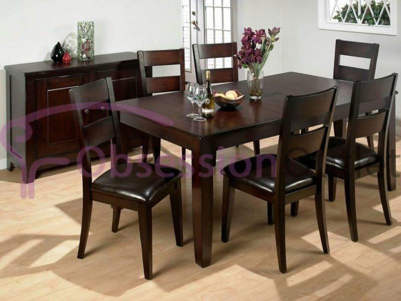 Buy Dining Tables Online In Karachi Pakistan Obsession Outlet Cheap Dining Room Sets Dining Room Table Set Casual Dining Rooms
