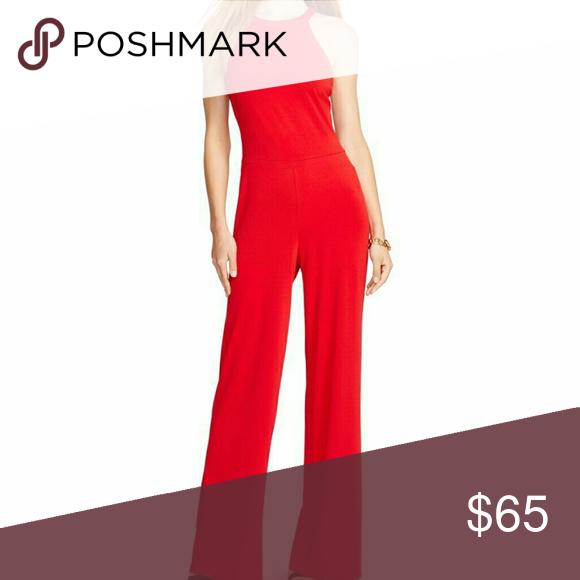 Ralph Lauren Jumpsuit Nwt My Posh Closet Pinterest Red