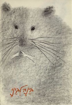 Ruth Tzarfati, Biography of a Hamster, 1964.