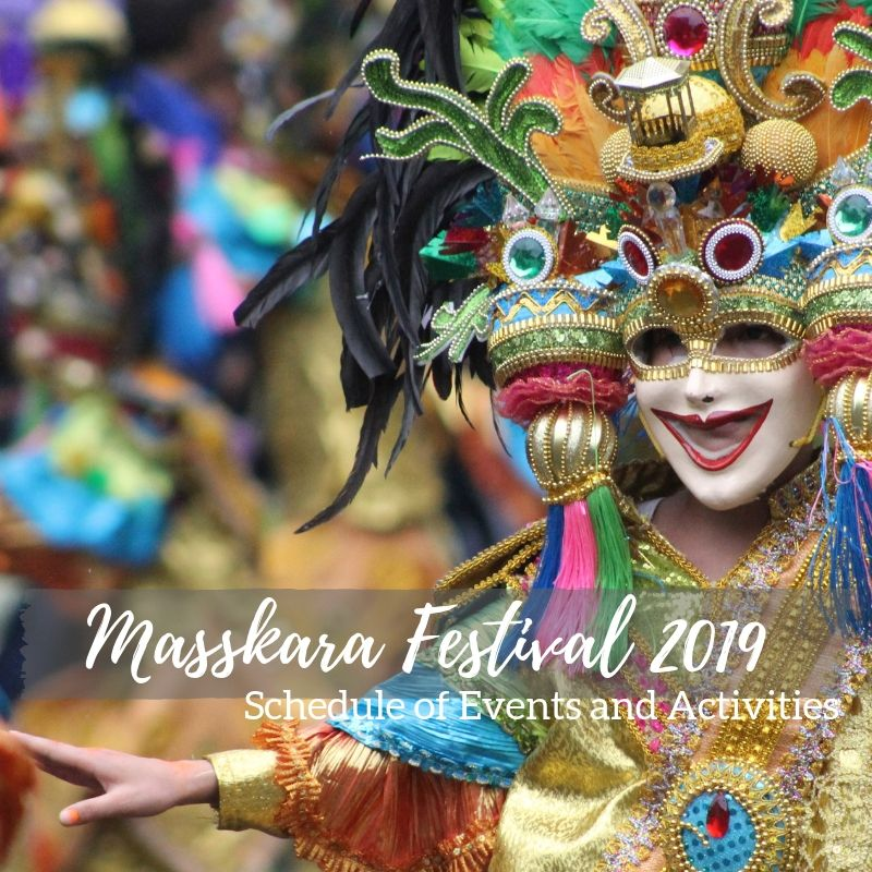 Masskara Festival 2019 Masskara festival, Festival