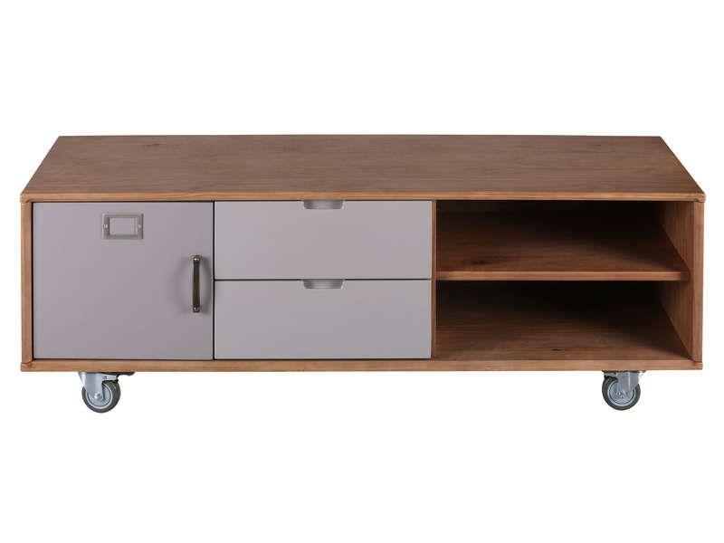latest meuble tv tacoma vente de meuble tv conforama with table murale conforama. Black Bedroom Furniture Sets. Home Design Ideas
