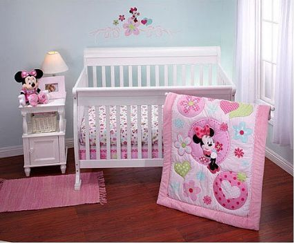 Minnie Mouse Room The Baby S Room Pinterest Bebe