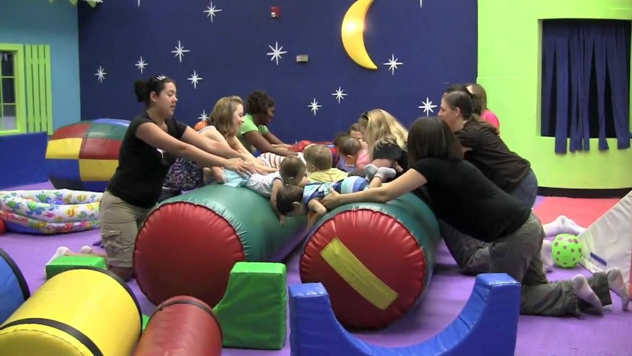 Mommy and me classes for babies romp n roll baby