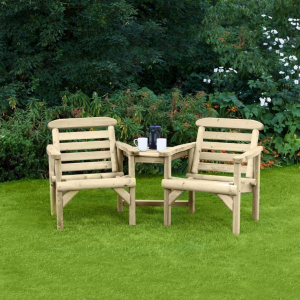 Excellent 9371032 Holcombe Alcove Seat Outdoor Furniture Bench Forskolin Free Trial Chair Design Images Forskolin Free Trialorg
