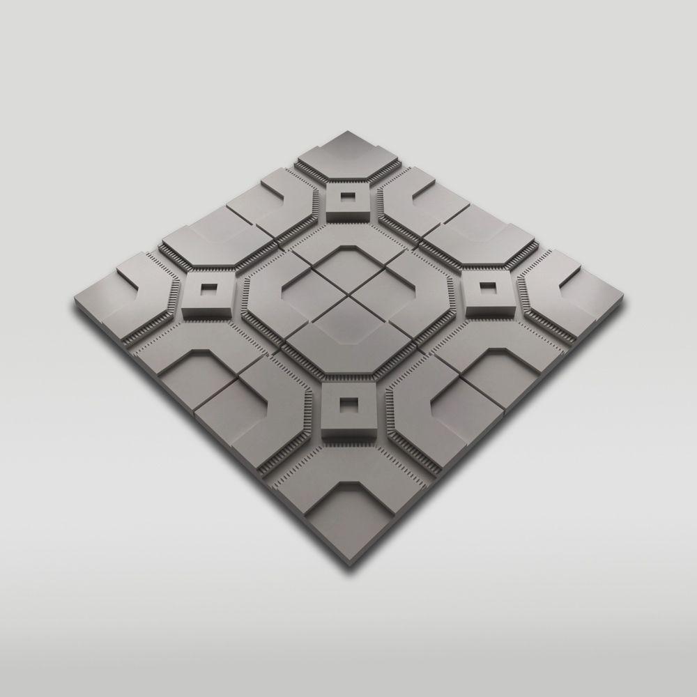 "vinta "" series concrete tile designokan aydın , soon"